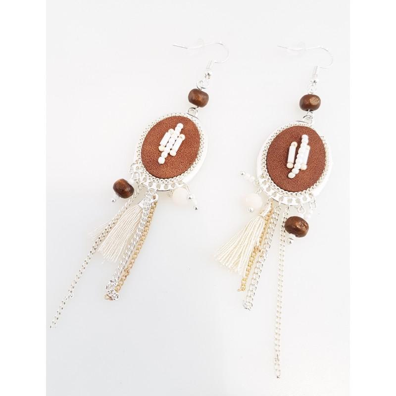 B.Oreilles beads 2