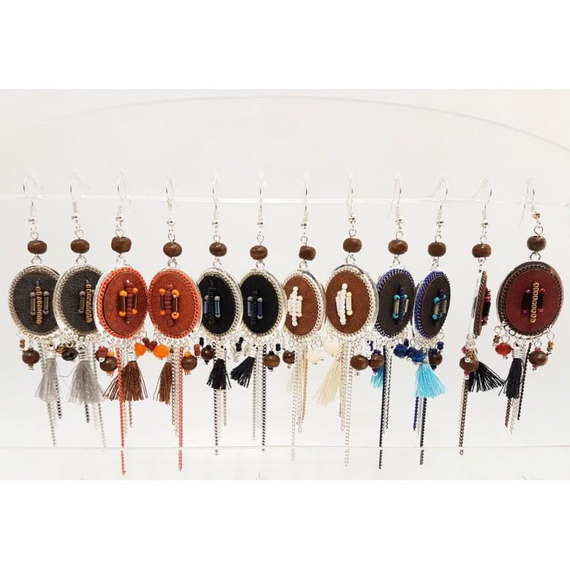 B.Oreilles beads 3