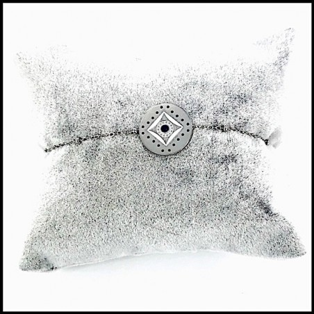 Bracelet Acier Thème Etoile