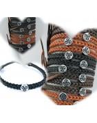 Bracelets sur tube